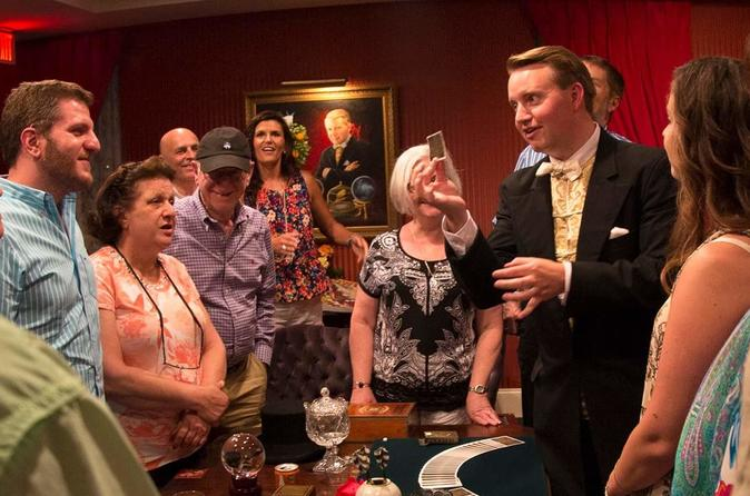 The Southern Charmer Magic Show in Charleston