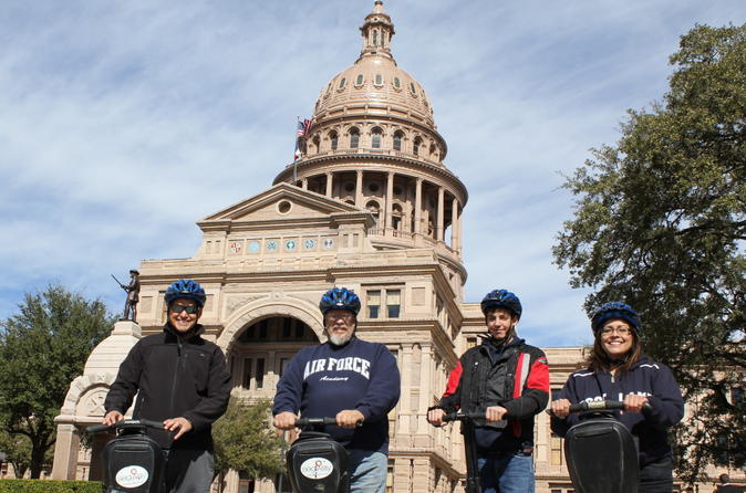 Austin sightseeing segway tour in austin 118956