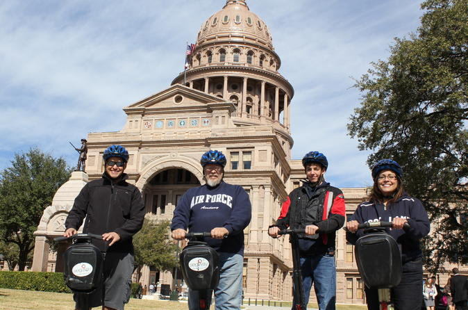 Capitol of Texas - Segway-Tour