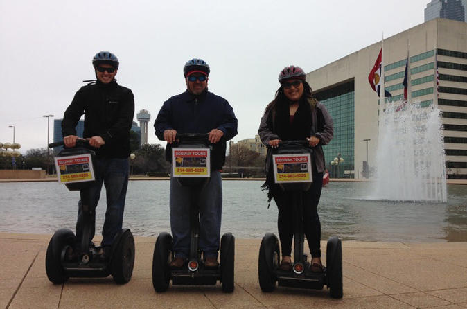 Dallas segway tour in dallas 178345