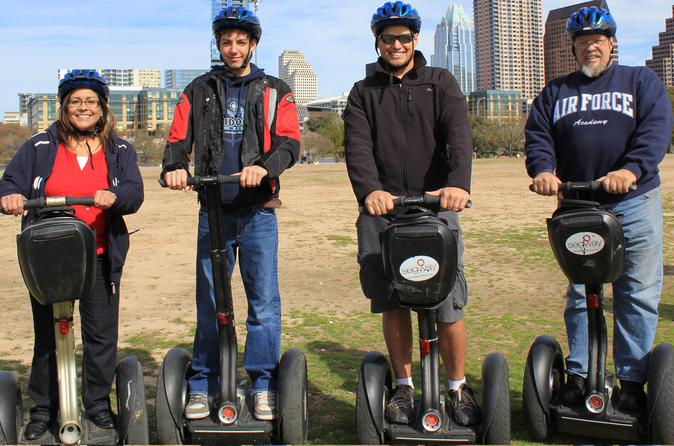 Downtown Austin Historic Segway Tour
