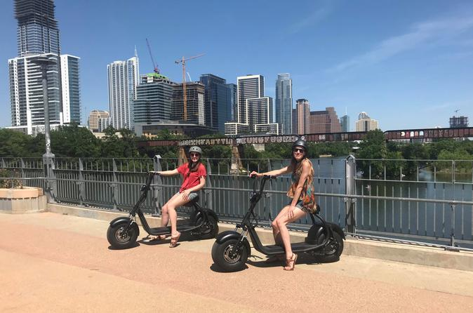 E-Scooter Tour of Austin