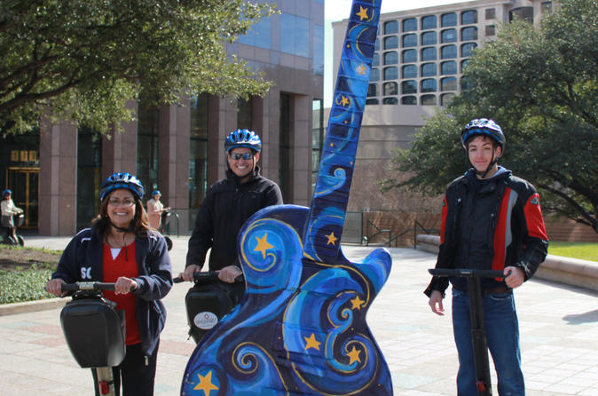 Ultimate austin segway tour historical sights and modern highlights in austin 118964
