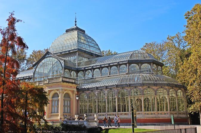 Madrid's Prado Museum and El Retiro Park Guided Tour
