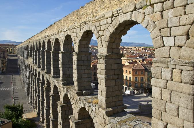 Segovia and Toledo with Alcazar and Optional Cathedral Access