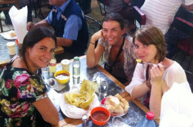 Small group santiago food and market tour including mercado central in santiago 118752