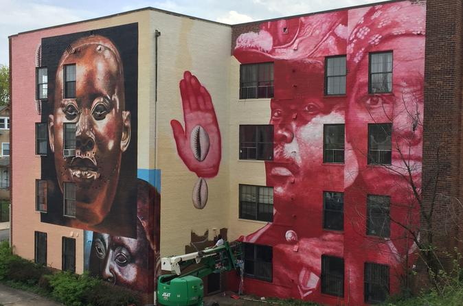 Jersey City and Newark Street Art Mural Private Tour