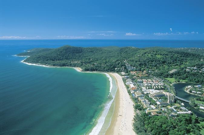 Sunshine Coast Hinterland and Noosa including Eumundi Markets and Ginger Factory