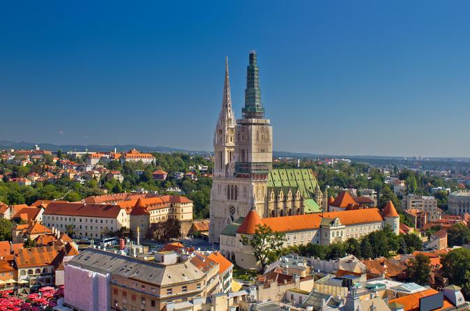 3 Hours Zagreb Walking Tour