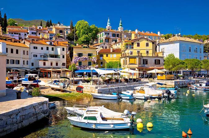 Adriatic Gems Rijeka and Opatija Day Trip