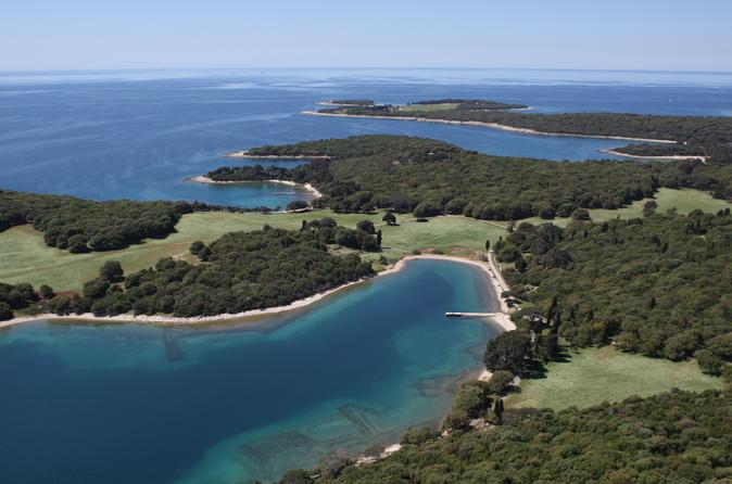 Brijuni Islands An Osasis Of Untouched Nature From Rovinj Porec Novigrad And Umag