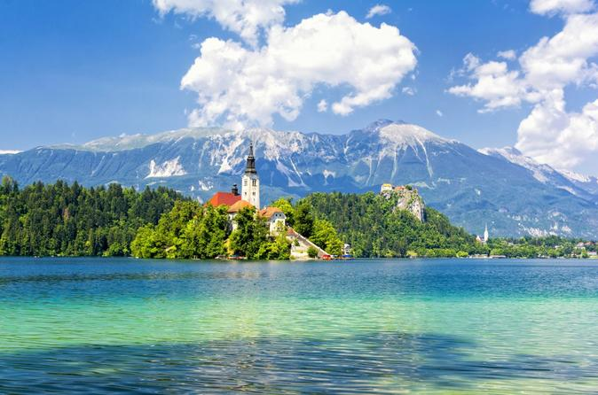 Lake Bled Day Trip from Western Croatia