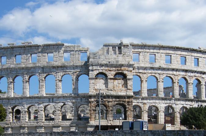 Pula Arena (Amphitheater) Admission Ticket