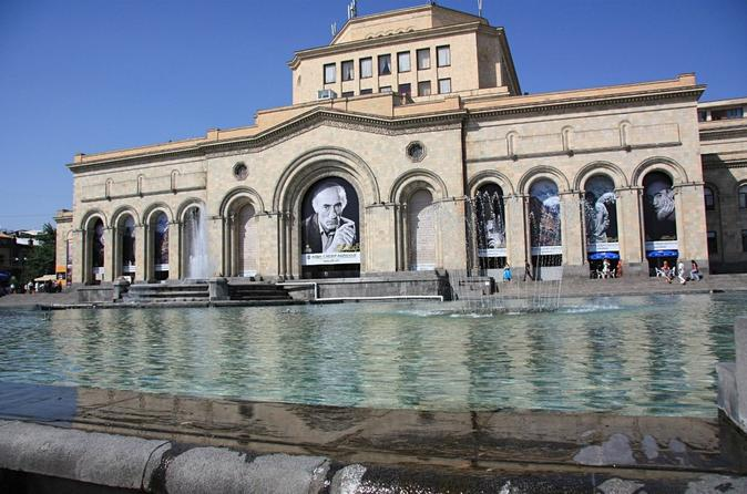 Have an amazing tour in Yerevan!