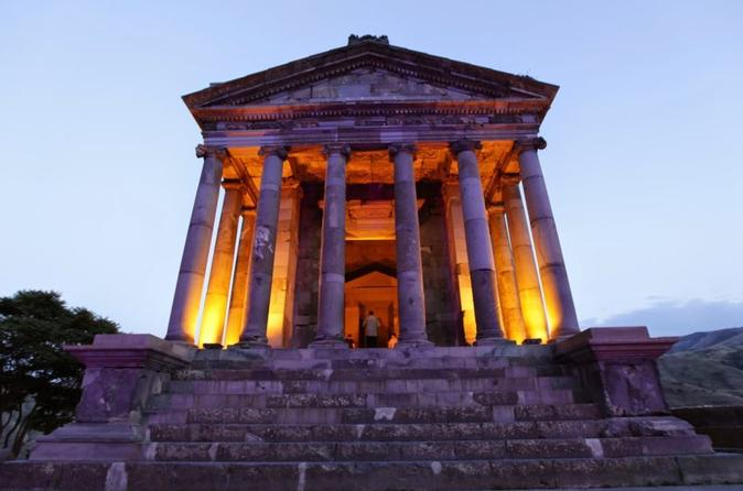 One Day Private Trip to Garni and Geghard