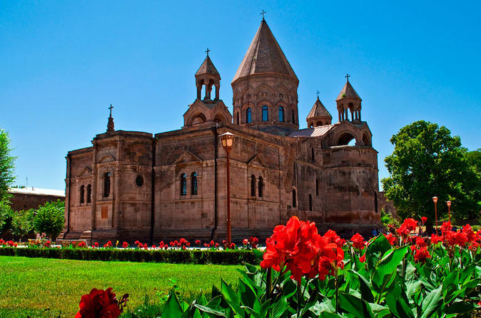 One Day Private Trip to The Spiritual Capital Etchmiadzin