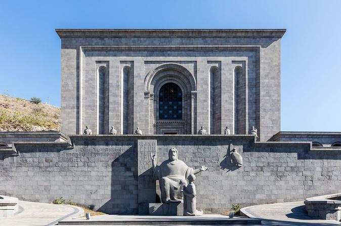 Private City Tour in Yerevan