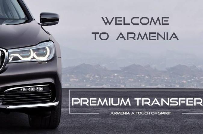 Private Transfer from Zvartnots International Airport to the hotels of Yerevan