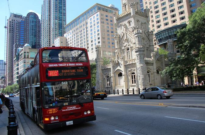 City Sightseeing Chicago Hop On Hop Off Tour