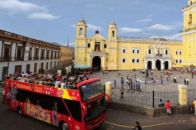 City Sightseeing Lima Panoramic Bus Tour