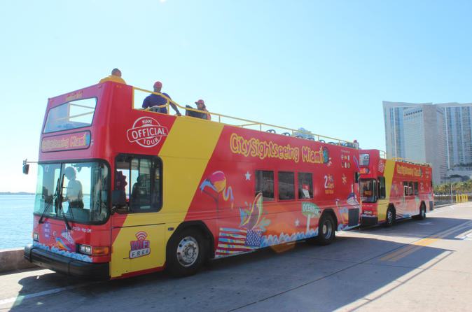 City sightseeing miami hop on hop off tour in miami 174478