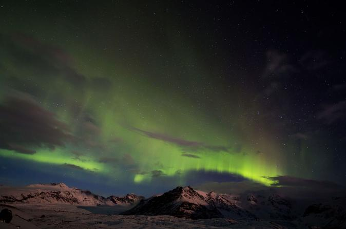 Land of Northern Lights - upgrade