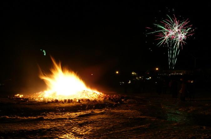 New Year's & Northern Lights Adventure