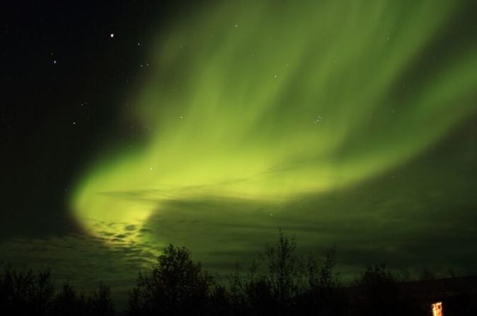 Northern Lights Exploration Large Groups