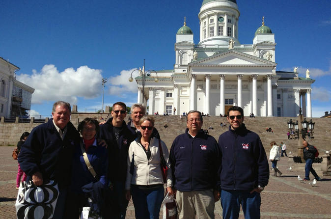 Helsinki small group walking tour in helsinki 539739