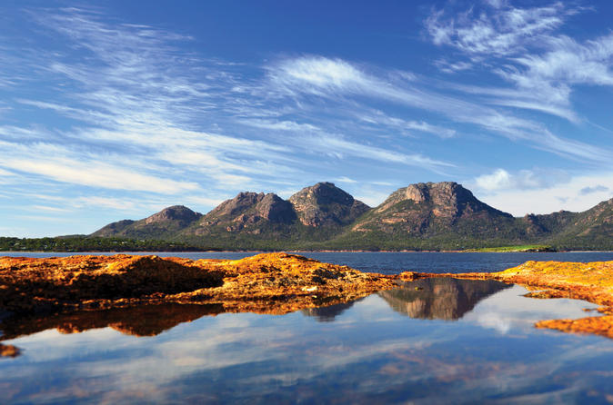 7-Day Tasmanian Highlights Tour from Hobart Including Cradle Mountain, Port Arthur, Freycinet National Park and The Tahune Airwalk