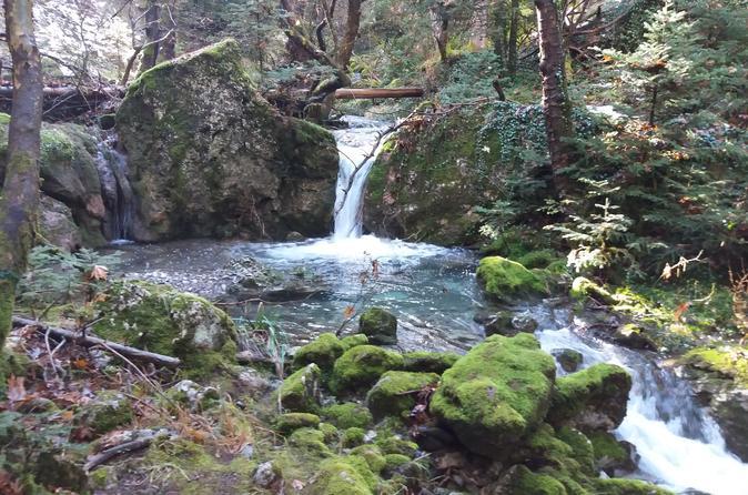 Menalon Trail- Elati