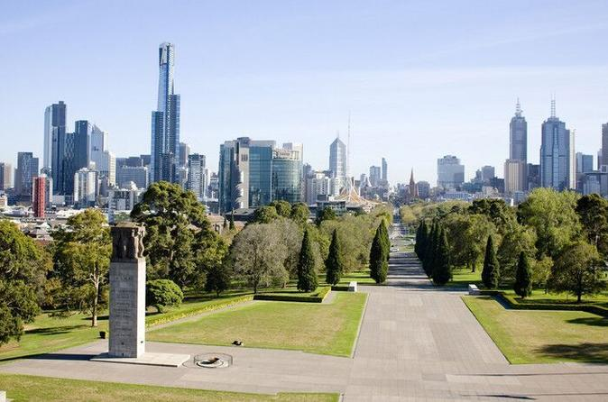 Melbourne City Tour and Phillip Island in One Day