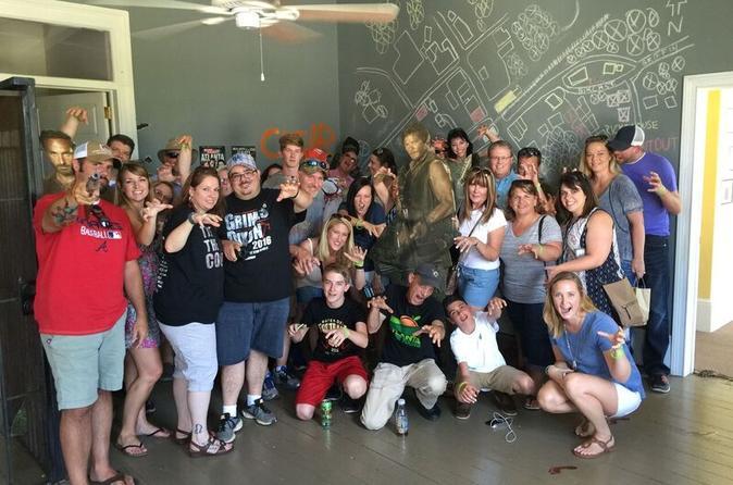 Grande Excursão de Zumbis Walking Dead Parte 2
