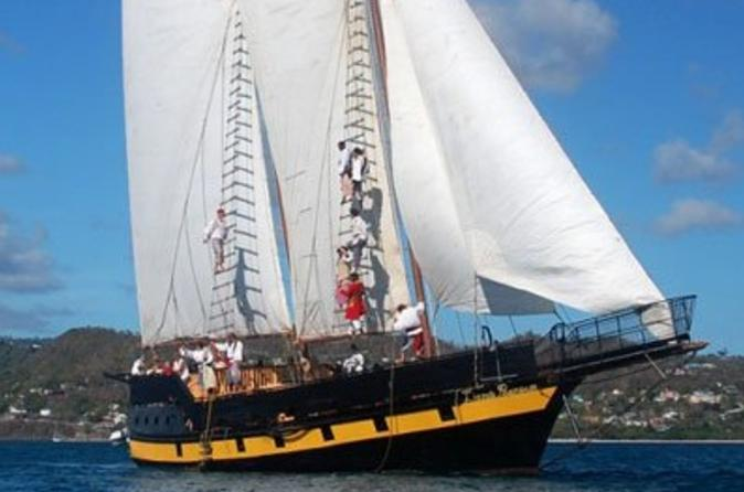 Pirate Day Cruise in British Virgin Islands