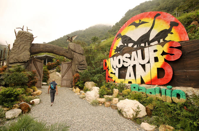 Baguio Dinosaurs Island Attraction Ticket