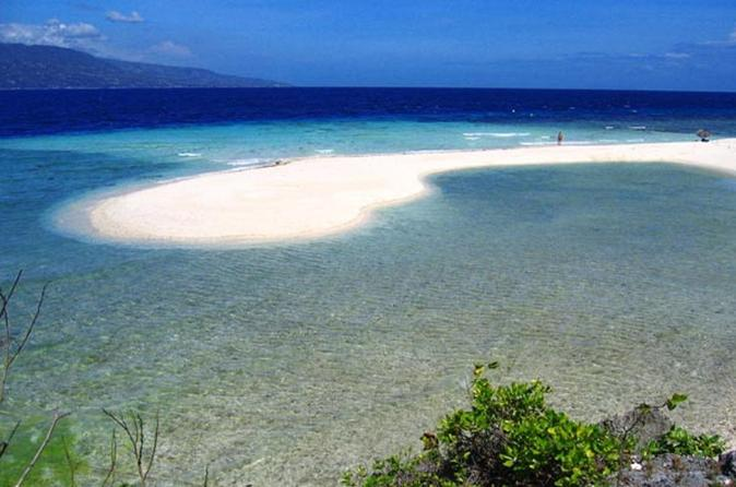 Full day tour to sumilon island from cebu city in cebu 339911