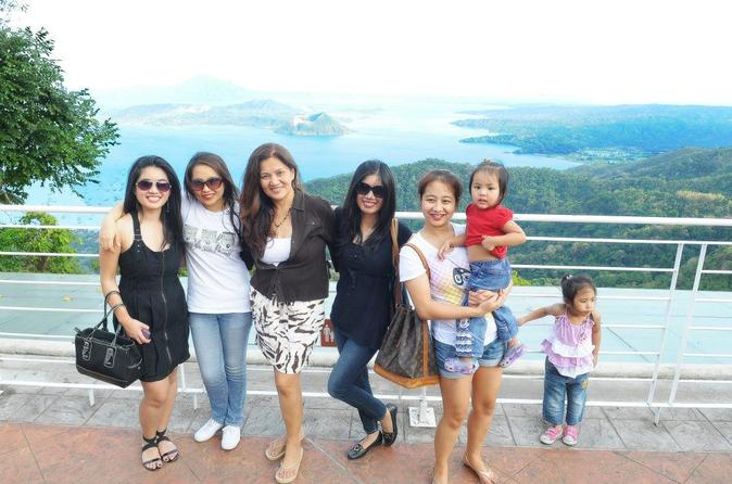 Tagaytay Ridge Tour from Manila: Palace in the Sky, Taal Volcano and Las Pinas Bamboo Organ