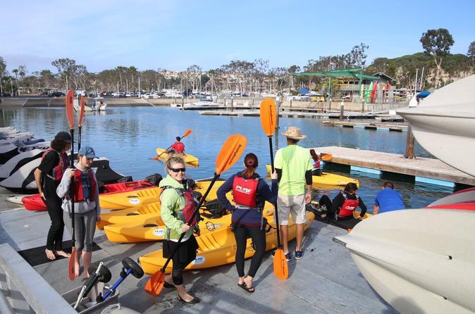 Dana Point Kayaking And Hiking Adventure