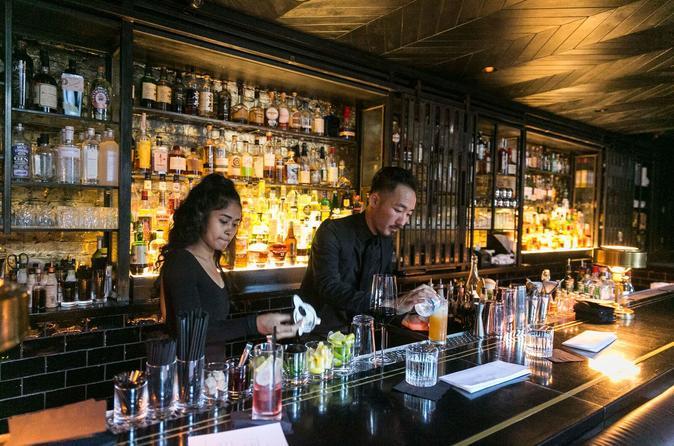 DC Craft Cocktail Evening Tour