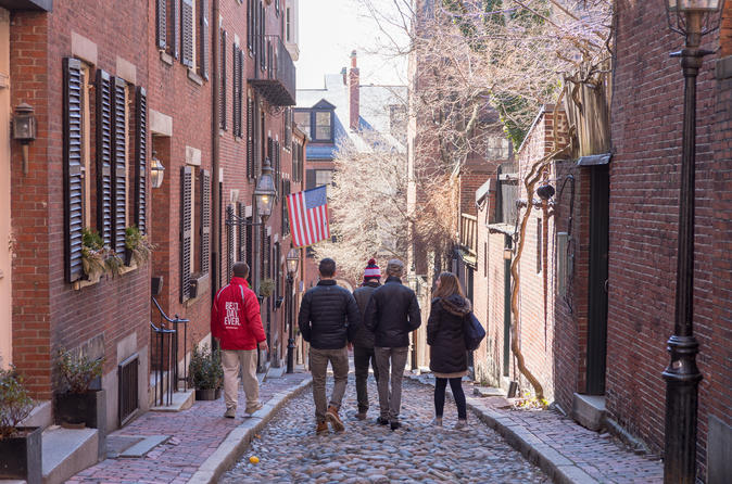 From Food to Freedom Trail Walking Tour