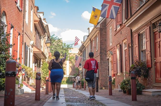Philadelphia: 'New York Times Journeys' Afternoon Walking Tour with Food & Drink