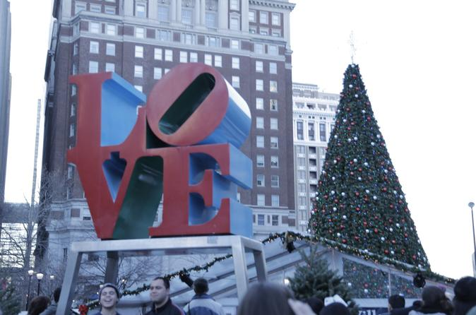Small group holiday tour of philadelphia s center city in philadelphia 397950