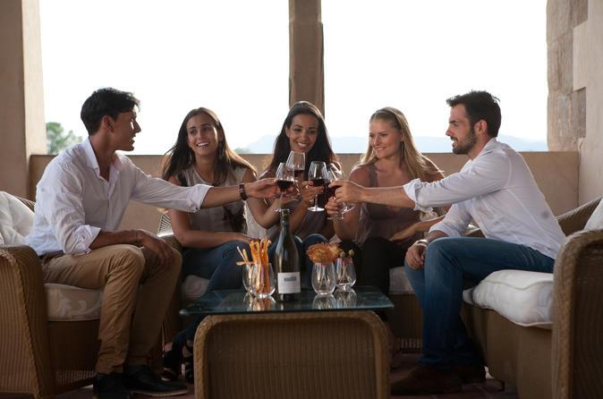 Excursão vinícola de Barcelona para Penedes e Pla de Bages