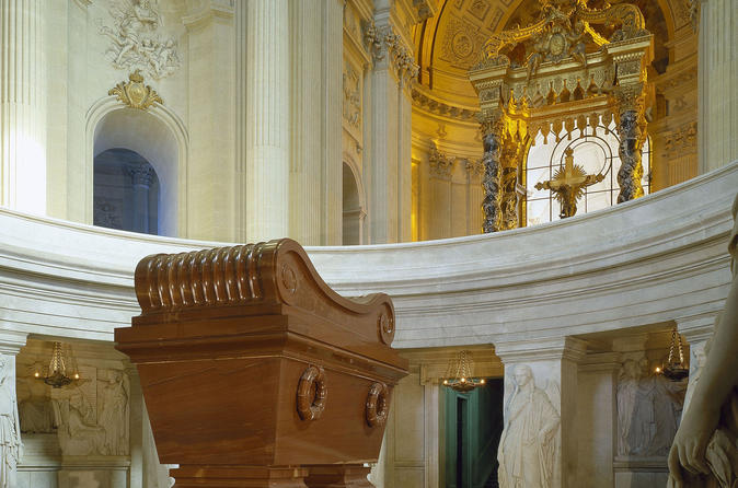 Guided Tour of Napoleon's Tomb and the Army Museum
