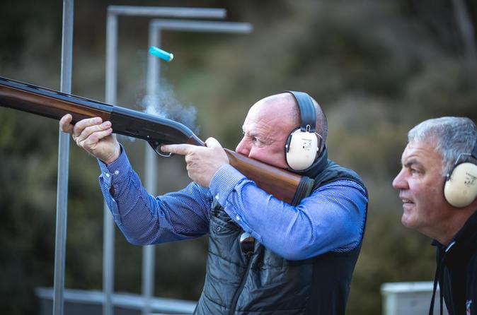 Break One Clay Target Shooting Challenge