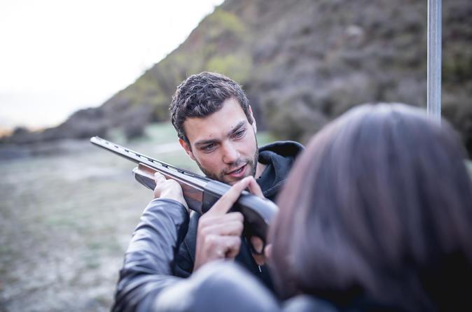 Break One Clay Target Shooting Experience