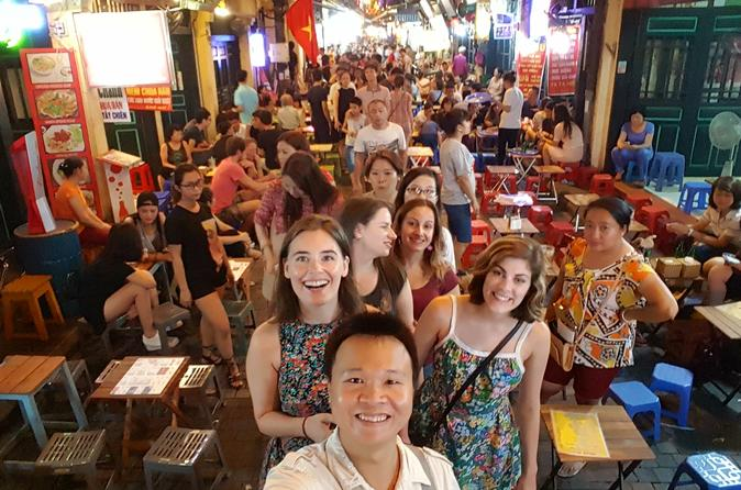 Private Hanoi Street Food Tour With Ha