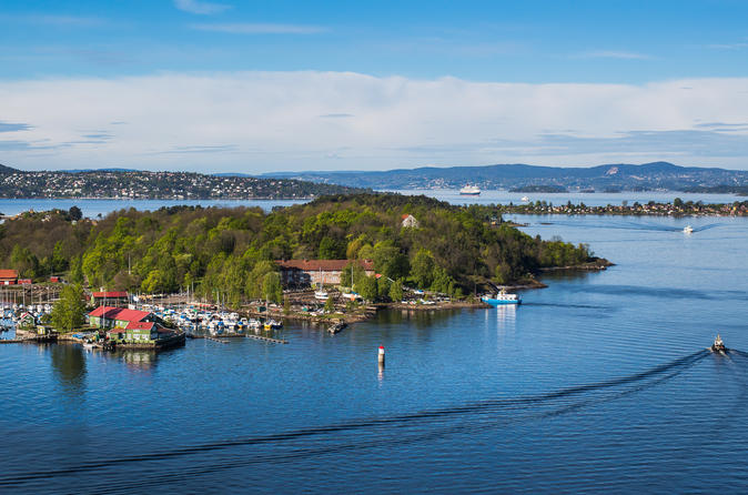 Passeio pela natureza em Oslo: passeio pelas ilhas