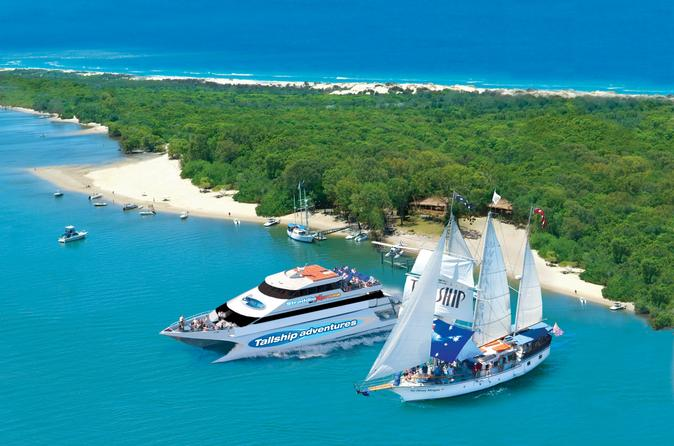 Gold Coast Tall Ship Cruise to South Stradbroke Island