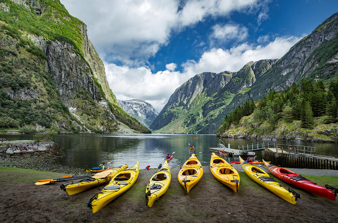 Private Tour: Kayaking In The UNESCO Neroyfjord And Flam - Bergen